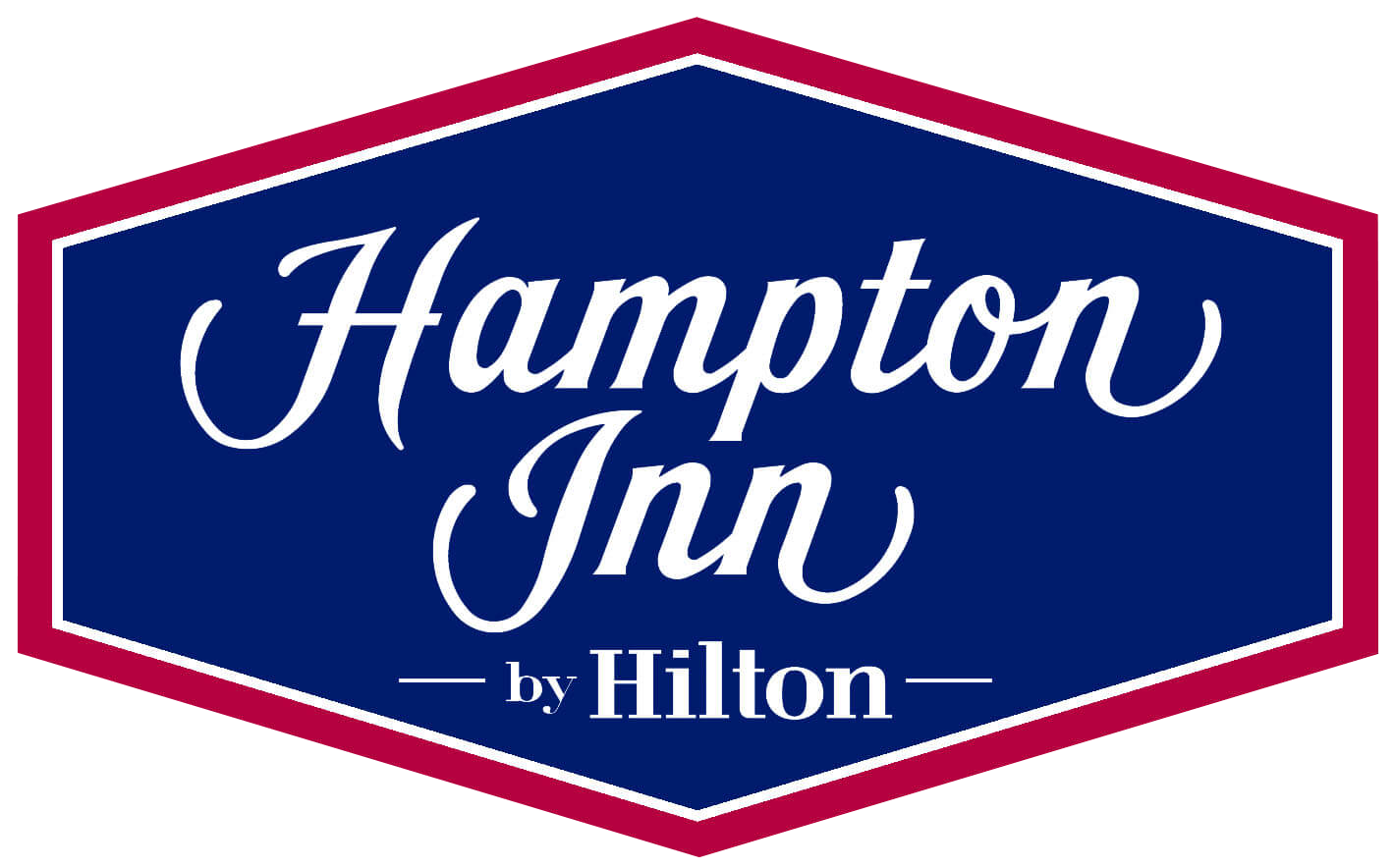 Hampton Inn by Hilton Logo